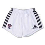 adidas USA Sevens Three Stripes Short (White/Black)