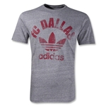 FC Dallas Large Trefoil T-Shirt