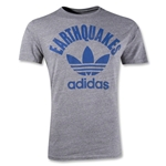 San Jose Earthquakes Large Trefoil T-Shirt