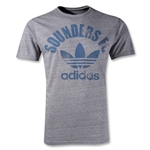Seattle Sounders Large Trefoil T-Shirt