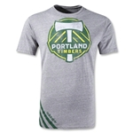 Portland Timbers 2012 Big Stripes Camiseta de Futbol