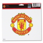Manchester United 5 x 6 Ultra Decal