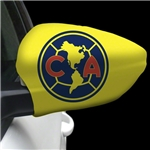 Club America Blue Crest Mirror Cover