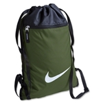 Nike Team Training Gymsack (Dark Green)