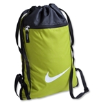 Nike Team Training Gymsack (Green)