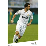 Real Madrid Huguain Poster 2012