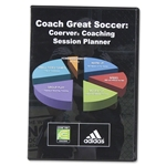 Coerver Coaching Session Planner 5 DVD Set