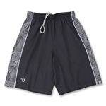 Warrior Youth Ain't So Basic Lacrosse Shorts (Black)
