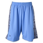 Warrior Youth Ain't So Basic Lacrosse Shorts (Blue)