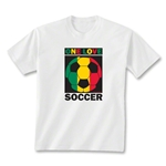 One Love Soccer T-Shirt (White)