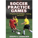 Soccer Practice Games Third Edition Book