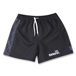 Serevi Match Rugby Short (Black)