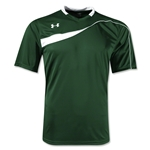 Under Armour Chaos Soccer Jersey (Green/Wht)