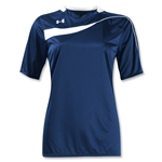 Under Armour Women's Chaos Jersey (Navy/White)