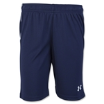 Under Armour Chaos Short (Navy/White)