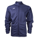 Under Armour Classic Warm Up Jacket (Navy/White)