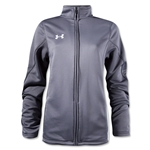 Under Armour Women's Classic Warm Up Jacket (Gray)