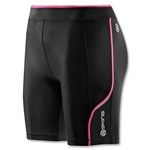 Skins A200 Women's Short (Black/Pink)