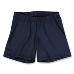 Fit 2 Win Women's Lacrosse Compression Shorts (Navy)