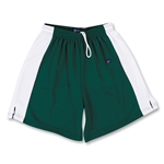 Fit 2 Win Women's Waffle Lacrosse Shorts (Green)