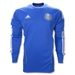 Mexico 2011 Home Keeper Jersey