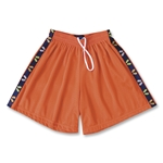 Spartan Women's Flops Ribbon Shorts (Orange)
