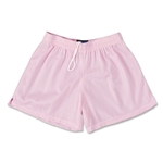 FIT2WIN Women's Crazy Tricot Mesh Lacrosse Shorts (Pink)