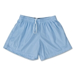 FIT2WIN Women's Crazy Tricot Mesh Lacrosse Shorts (Sky)