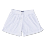 FIT2WIN Women's Crazy Tricot Mesh Lacrosse Shorts (White)