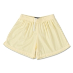 FIT2WIN Women's Crazy Tricot Mesh Lacrosse Shorts (Yellow)