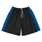 Fit 2 Win DRYFLEX Lacrosse Shorts (Blk/Royal)