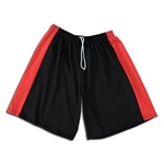 Fit 2 Win DRYFLEX Lacrosse Shorts (Blk/Red)