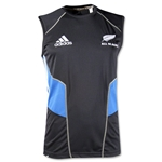 All Blacks 12/13 Sleeveless Rugby Shirt