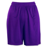 Under Armour Women's Chaos Short (Pur/Wht)