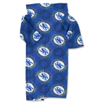 Chelsea Multi Crest Children Snuggle Fleece