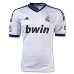 Real Madrid 12/13 Jersey de Futbol Local