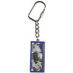 Chelsea Stadium Spinner Key Ring