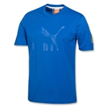 Italy Football Archives T7 Logo T-Shirt