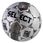 Select Brillant Super NFHS Soccer Ball (White)