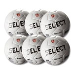 Select Royal Ball 6 Pack (White)