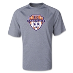 FC Evansville ClimaLite SS Logo T-Shirt (Grey)