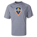 Southaven Chargers ClimaLite Logo T-Shirt (Grey)