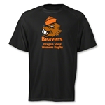Oregon State Women's Rugby Climalite T-Shirt (Black)