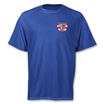 adidas USA Sevens Climalite T-Shirt (Royal)