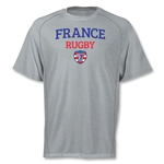 adidas USA Sevens France Climalite T-Shirt (Gray)