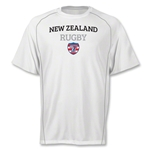 adidas USA Sevens New Zealand Climalite T-Shirt (White)
