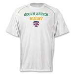 adidas USA Sevens South Africa Climalite T-Shirt (White)