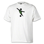 Soccer Shop Logo T-Shirt (White)