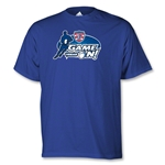 adidas USA Sevens Game On T-Shirt (Royal)