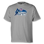 adidas USA Sevens Game On T-Shirt (Gray)